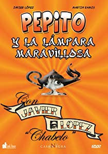 New movie trailers download Pepito y la lámpara maravillosa [720p] [720x480], Eduardo MacGregor, Delia Peña Orta, Raquel Olmedo