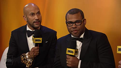 "Keegan-Michael Key and Jordan Peele on Emmy Win, Being ""Overwhelmed"" at the Show"
