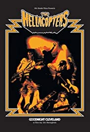 The Hellacopters: Goodnight Cleveland Poster