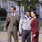 James D'Arcy, Dominic Cooper, and Hayley Atwell in Agent Carter (2015)