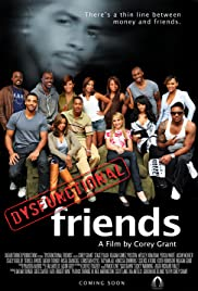 Dysfunctional Friends Poster