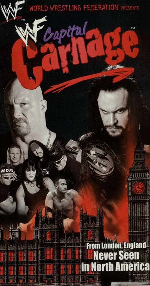 WWF Capital Carnage (1998) - IMDb