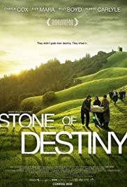 Stone of Destiny Poster