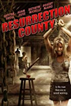 Resurrection County (2008) Poster