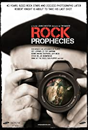 Rock Prophecies (2009) Poster - Movie Forum, Cast, Reviews