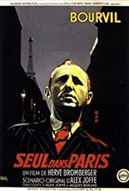 Alone in Paris Poster