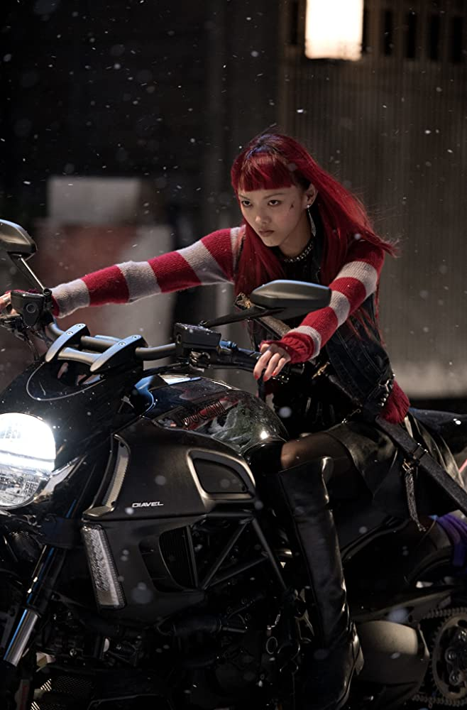 Rila Fukushima in The Wolverine (2013)