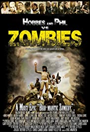 Hobbes & Phil V.S. Zombies Poster