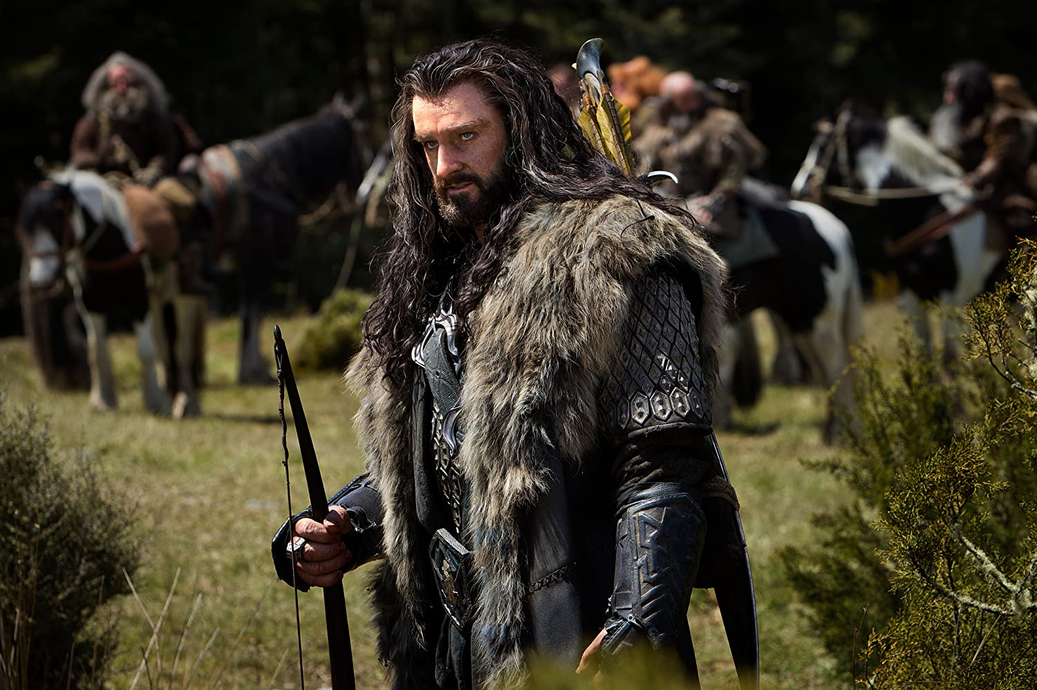 Richard Armitage in The Hobbit: An Unexpected Journey (2012)