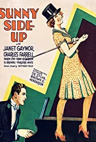 Charles Farrell and Janet Gaynor in Sunny Side Up (1929)