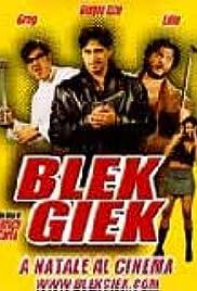 Blek Giek Poster