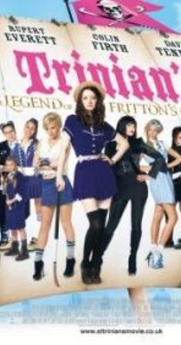 St Trinian's 2: The Legend of Fritton's Gold (2009) - Full