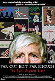 Far Out Isn't Far Enough: The Tomi Ungerer Story Poster