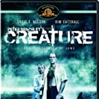 Kim Cattrall and Craig T. Nelson in Creature (1998)