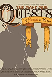 The Many Mini Quests of Rouge et Brun Poster