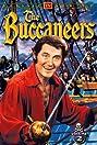 The Buccaneers (1956) Poster