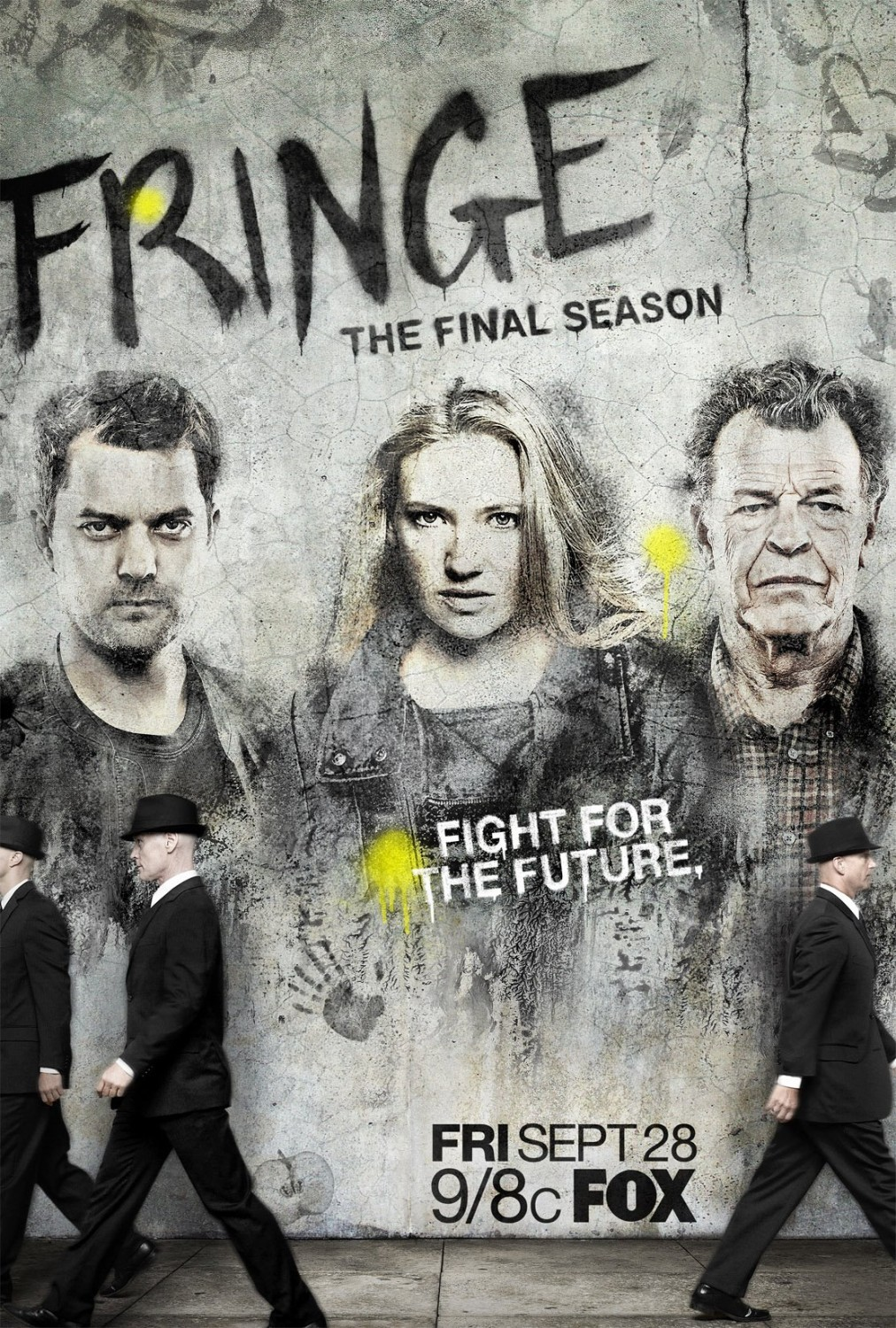Fringe (TV Series 2008–2013) - IMDb