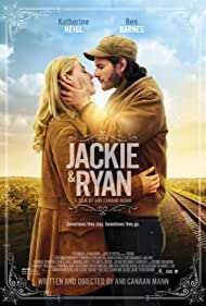 Katherine Heigl and Ben Barnes in Jackie & Ryan (2014)