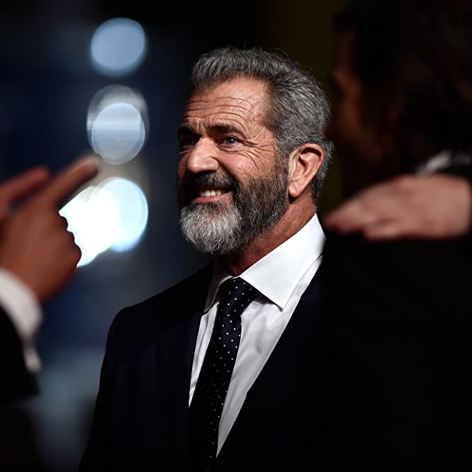 Mel Gibson at an event for Blood Father (2016)