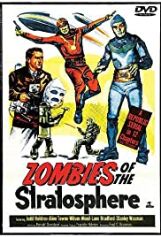 Zombies of the Stratosphere Poster