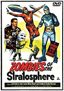 Best sites to watch free english movies Zombies of the Stratosphere by Fred C. Brannon [1080i]