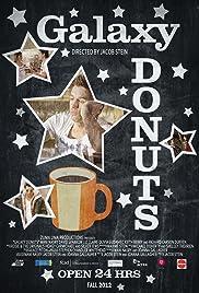 Galaxy Donuts Poster