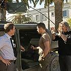 Matt Damon, Greg Kinnear, and Paul Greengrass in Green Zone (2010)