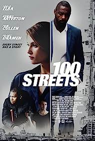 Mark Frost, Charlie Creed-Miles, Idris Elba, Ashley Thomas, Gemma Arterton, Franz Drameh, and Tom Cullen in 100 Streets (2016)