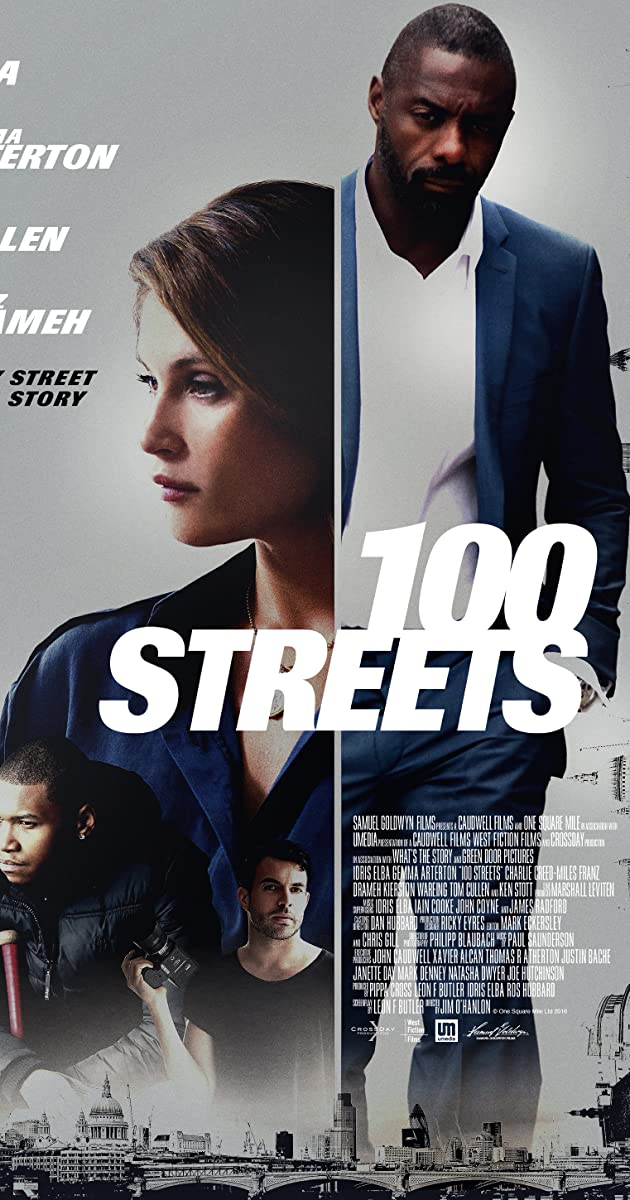 Subtitle of 100 Streets