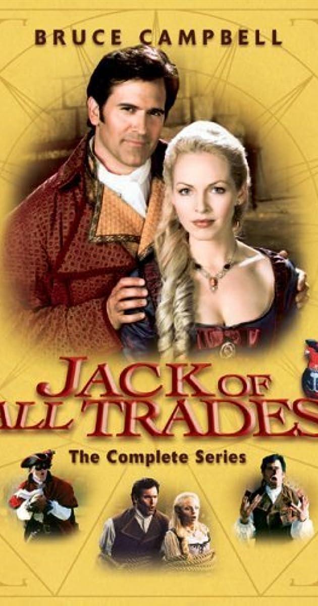Jack of All Trades (TV Series 2000) - IMDb