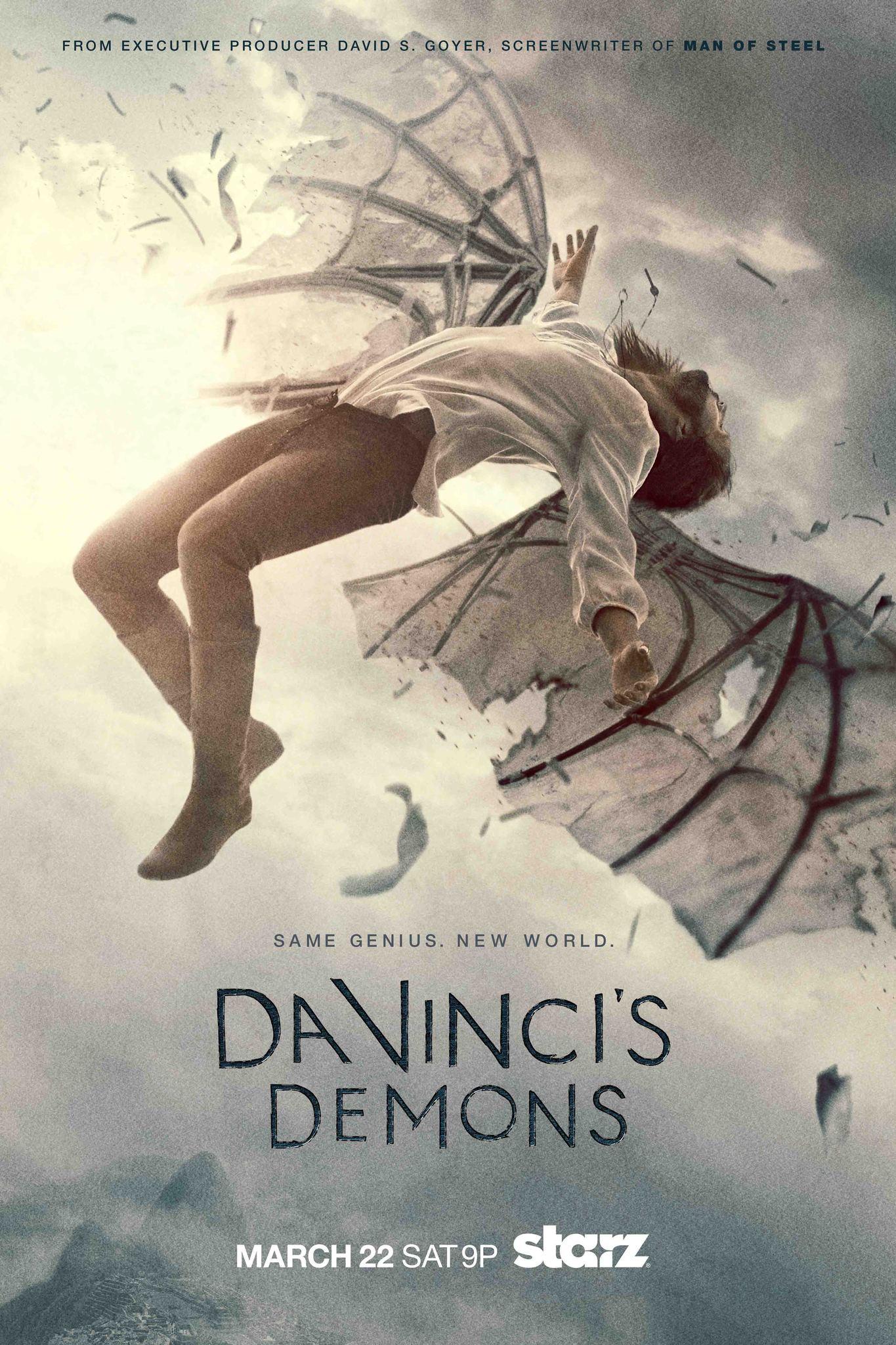 Da Vinci's Demons Season 3 COMPLETE 480p & 720p