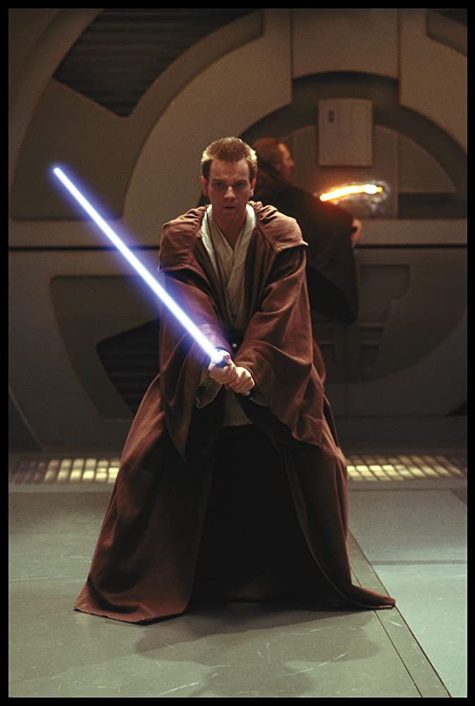 Ewan McGregor in Star Wars: Episode I - The Phantom Menace (1999)