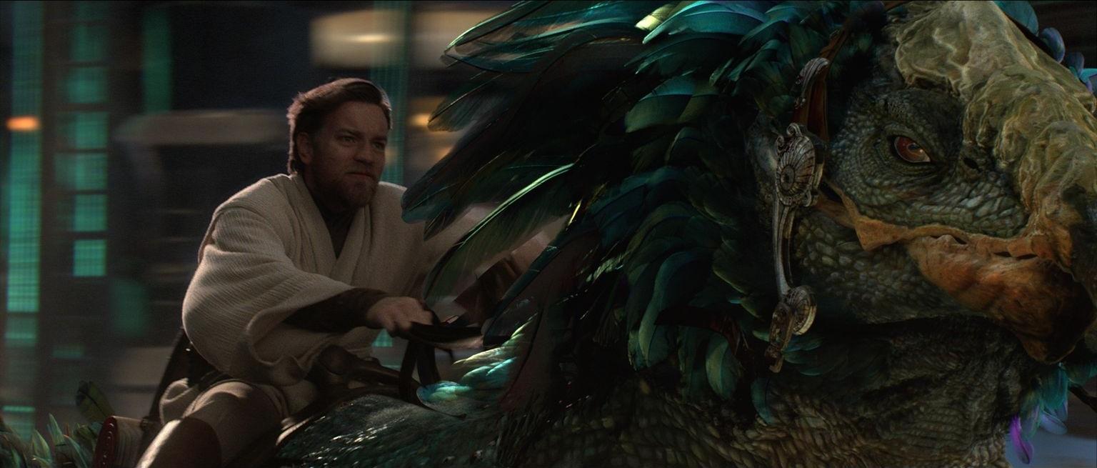 Ewan McGregor in Star Wars: Episode III - Revenge of the Sith (2005)