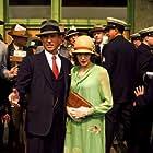Angelina Jolie and Jeffrey Donovan in Changeling (2008)