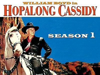 Morsomme filmer Hopalong Cassidy: The Knife of Carlos Valero  [HDRip] [1280x720]