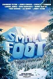 Watch Movie Smallfoot (2018)