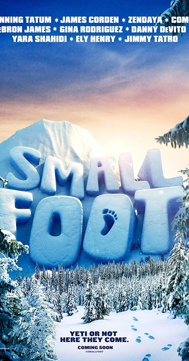 Smallfoot (2018) [BluRay] [1080p] [YTS.AM]