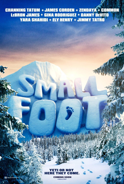 Smallfoot (2018) BluRay 480p, 720p & 1080p