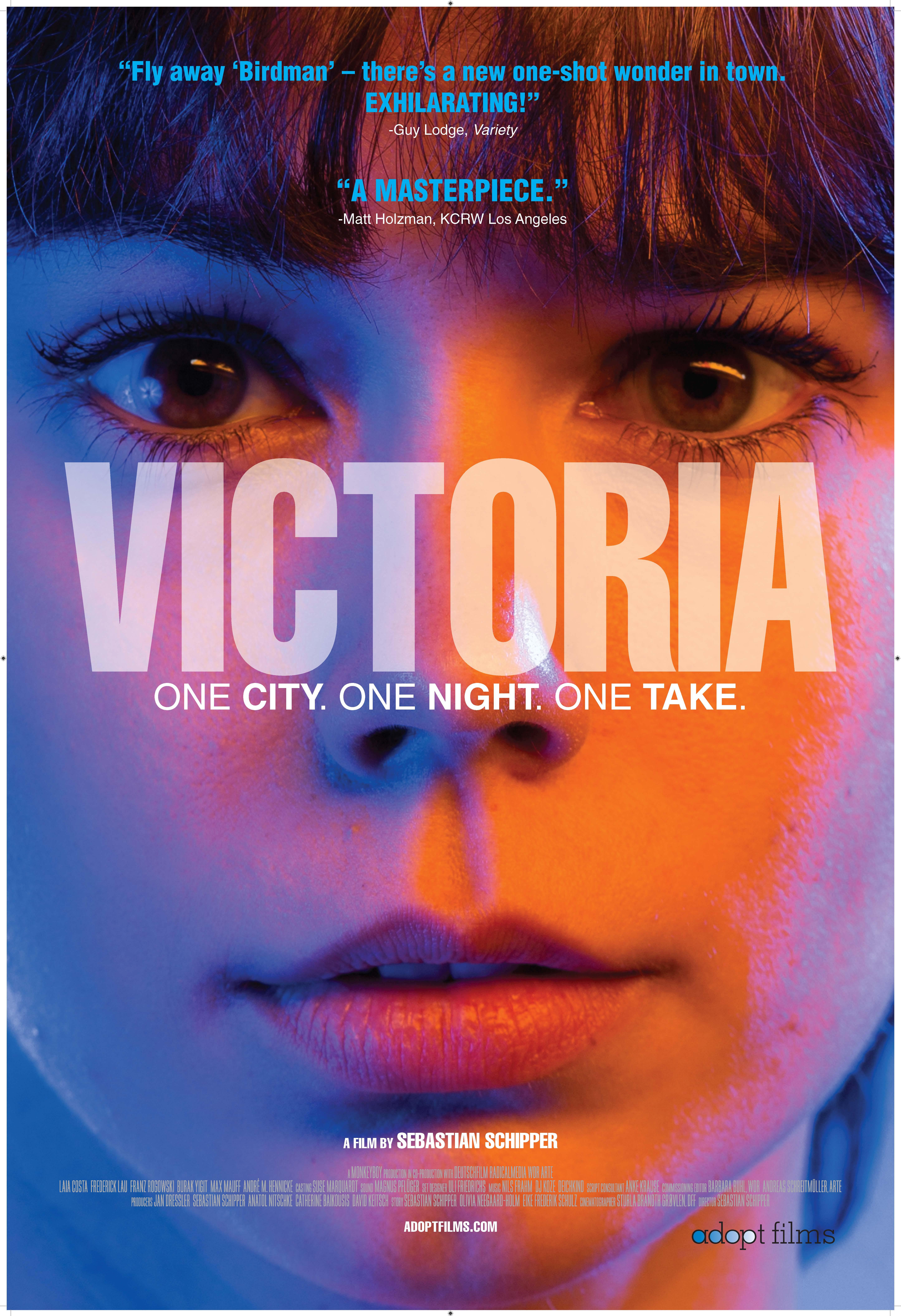 Victoria (2015) BluRay 480p, 720p & 1080p