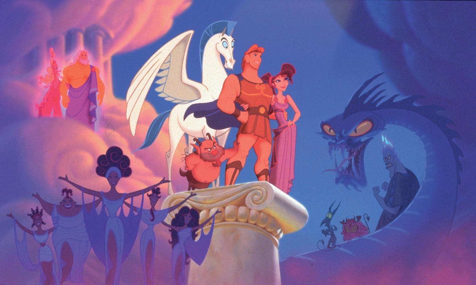 Hercules ©1997 Walt Disney Pictures