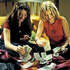 Elisha Cuthbert and Sarah Osman in Lucky Girl (2001)