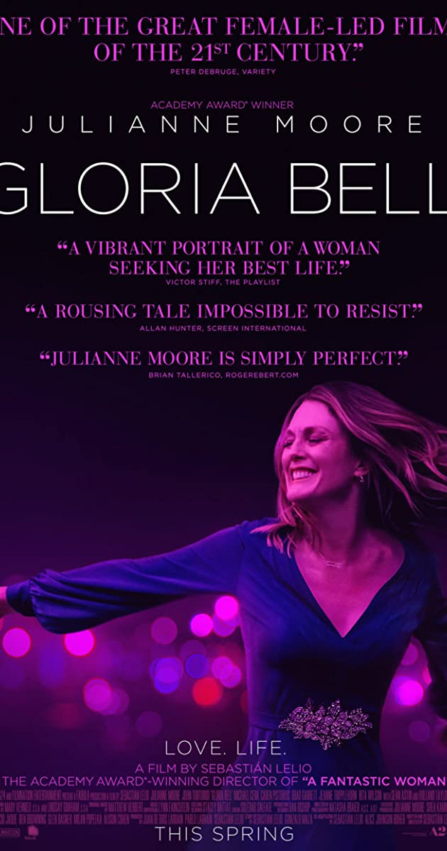 Watch Full HD Movie Gloria Bell (2018)