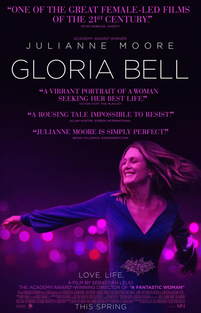 Gloria Bell (2018) WEBRip 720p & 1080p