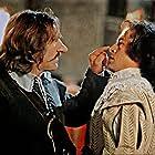 Gérard Depardieu and Philippe Volter in Cyrano de Bergerac (1990)
