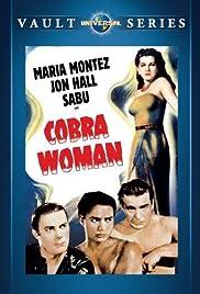 Cobra Woman(1944) Poster - Movie Forum, Cast, Reviews