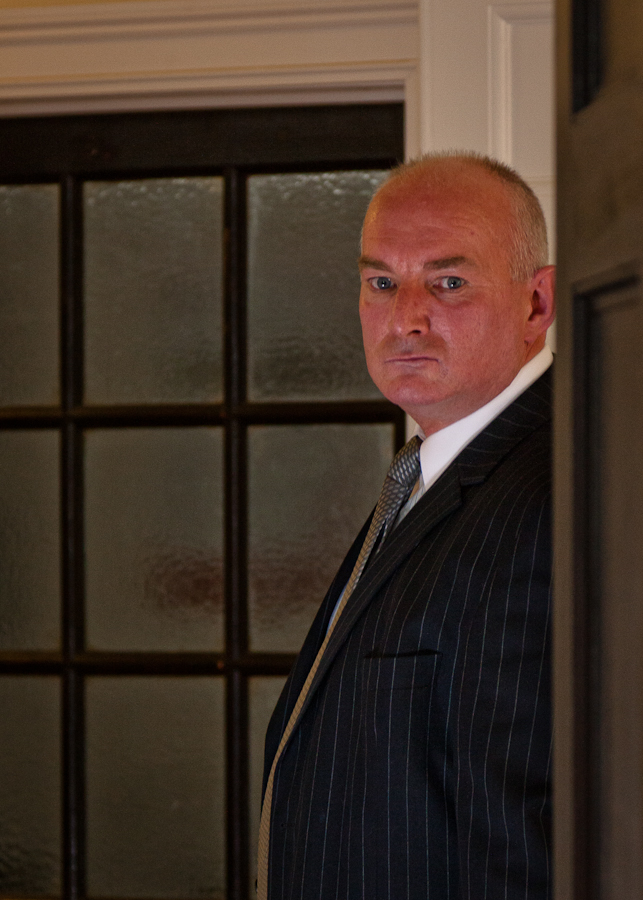 Detective Chief Inspector Roger Maybury in Jar of Angels by Taylor/Winter Productions