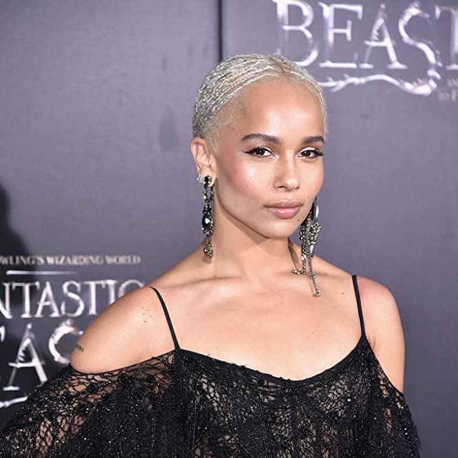 Zoë Kravitz at an event for Fantastic Beasts and Where to Find Them (2016)