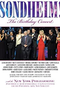 Primary photo for Sondheim! The Birthday Concert