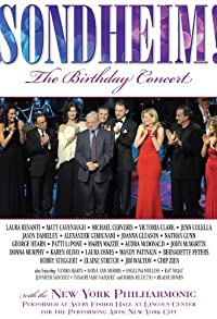 Primary photo for Sondheim! The Birthday Concert
