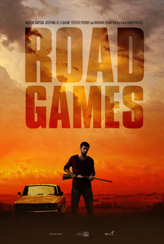 Resultado de imagem para road games poster